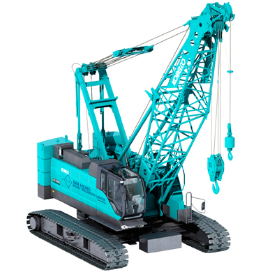 Kobelco Cranes | Sin Heng Heavy Machinery Limited