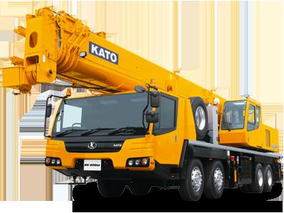 Kato Cranes | Sin Heng Heavy Machinery Limited