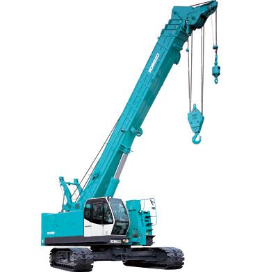 Kobelco Cranes | Sin Heng Heavy Machinery Limited